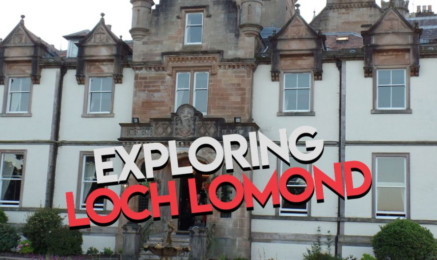 Exploring Loch Lomond